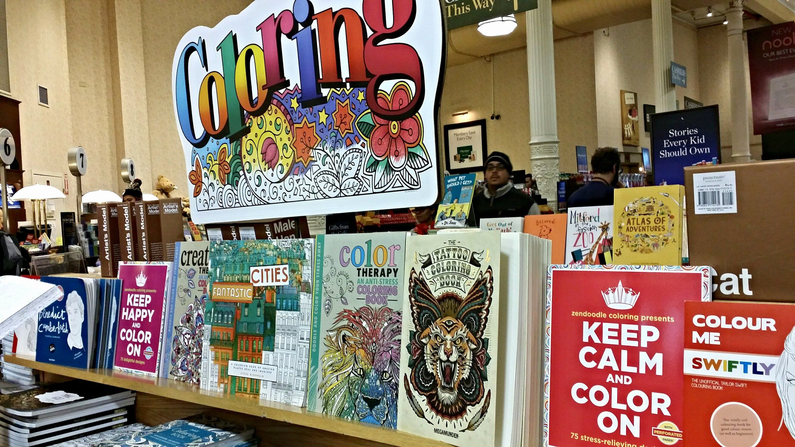 Barnes And Noble Coloring Books For Adults Luxury The Barnes Noble All American Art Unwind Connect Toddler Coloring Book Kids Coloring Books Coloring Books