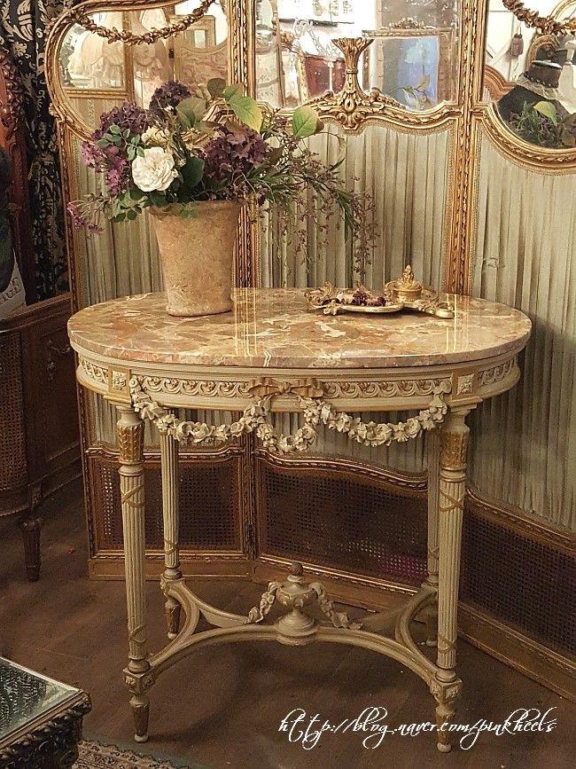 Pin de jennelise en antique treasures pinterest for Decoracion de muebles antiguos