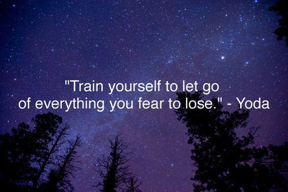 Yoda Star Wars Inspirational Quotes