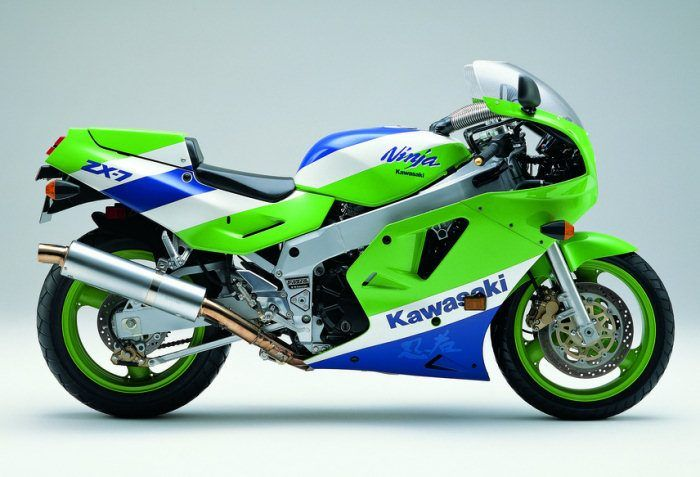 1993 Kawasaki ZXR750 #1   Bikes.BestCarMag.com
