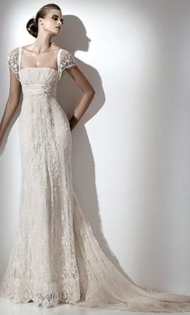 Elie Saab Wedding Dress