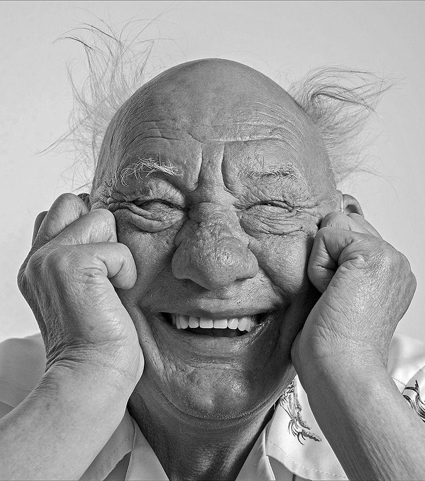 Das optimistische Portrait http://fc-foto.de/31403105