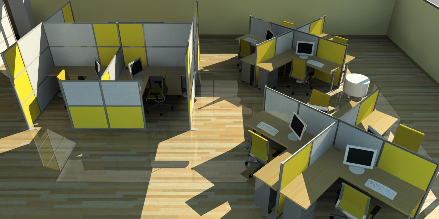 Superb Studiowall Office Dividers