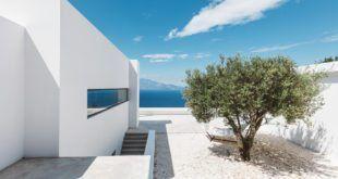 Best Exterior Of The Olive Tree In The Luxury 6 Bedroom Villa 400 x 300
