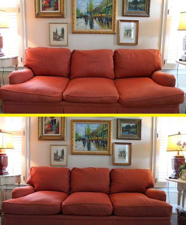 Budget Fixes For Sagging Sofas | Apartment Therapy