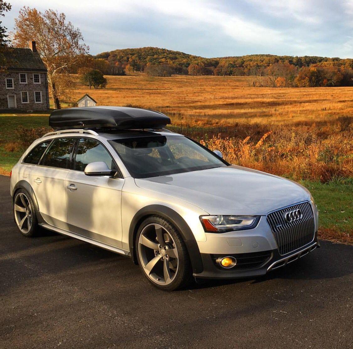 Audi - High Leveraged Performance