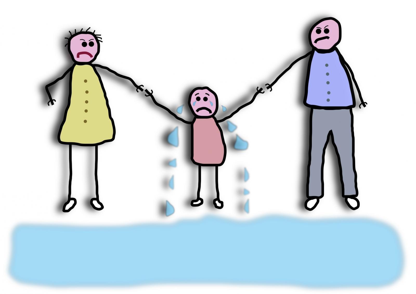 Ten Things Divorcing Parents Should Avoid