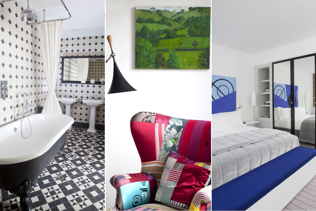 Top 10 Design Hotels in London