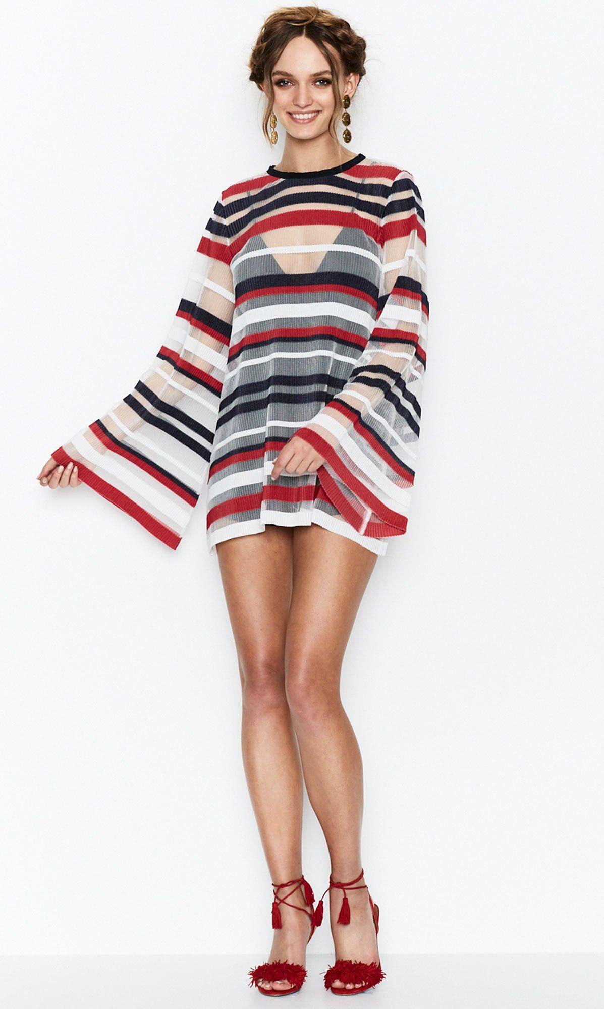 Call Me Mini Dress