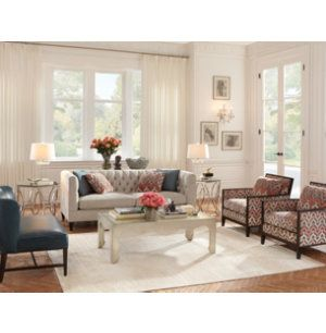 Best Beckett Collection Fabric Furniture Sets Living Rooms 640 x 480
