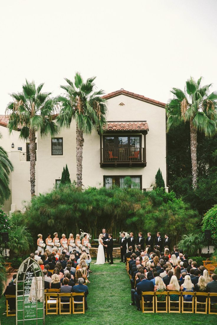 Wedding La Jolla
