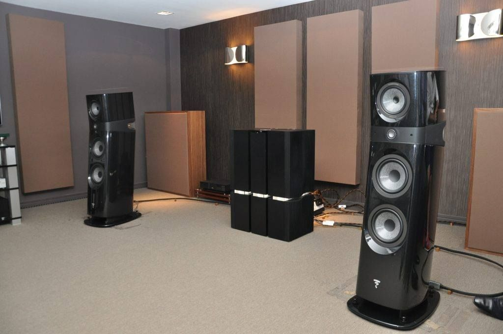 Focal Sopra 3s with Naim Statement amplifier  | Audiophilia