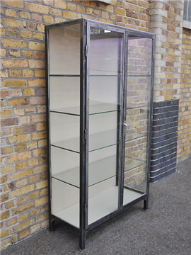 Vintage Display Cabinet Grand Idea For Shoes And Bags