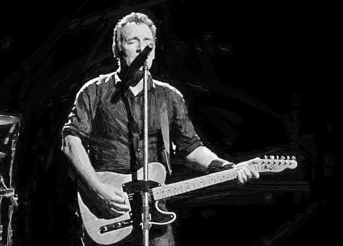 Bruce Springsteen 20130429 Telenor Arena, Oslo, Norway