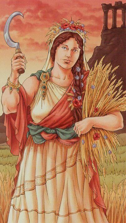 Universal Goddess Tarot By Maria Caratti
