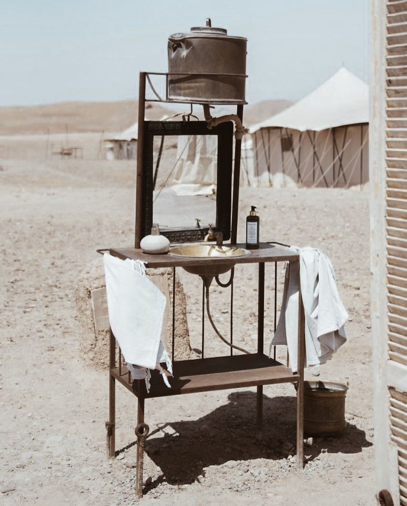 Scarabeo Camp a treasure in the stone desert in 2020