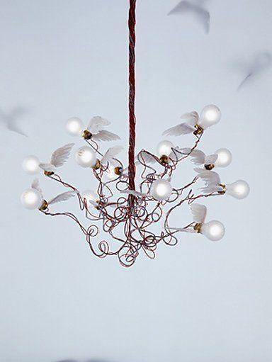Birdie #verlichting #interieur www.ingo-maurer.com www.meijerwonen.nl