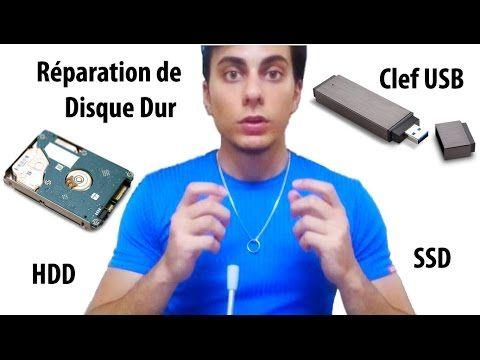 Comment réparer son disque dur - astuces et services ...