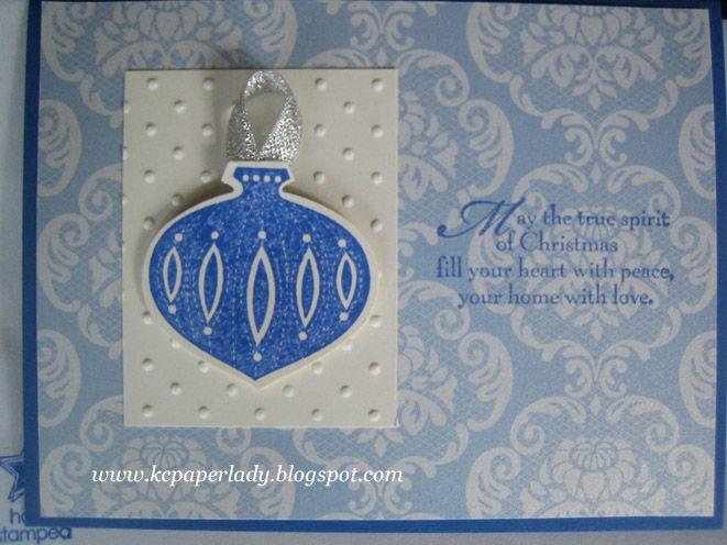 PaperLady: Christmas card ideas