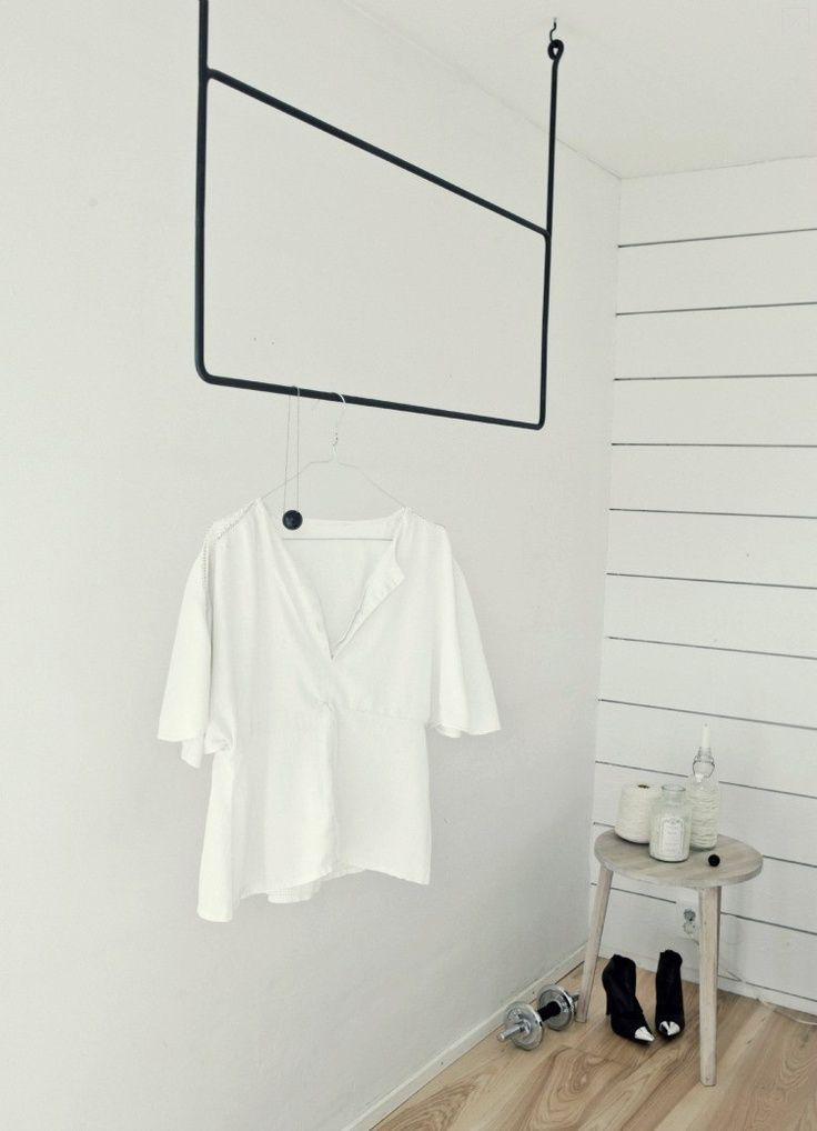 Wall Hangers For Clothes Captivating Pinlau Vicky On Soil Interior Design Ref  Pinterest  Kleding Decorating Design