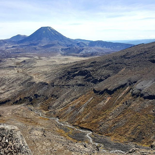 Mount Doom🌋// Mt Ngauruhoe  #wanderlust #purenewzealand #discovernz