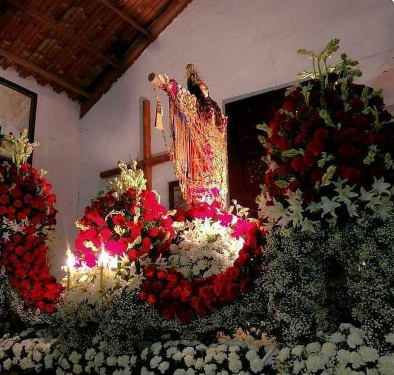 ¡Las Tablas está de fiesta! La Moñona, Santa Librada, la patrona de los tableños celebra su día hoy 7/20.¿Sabes con qué otro nombre se le conoce?