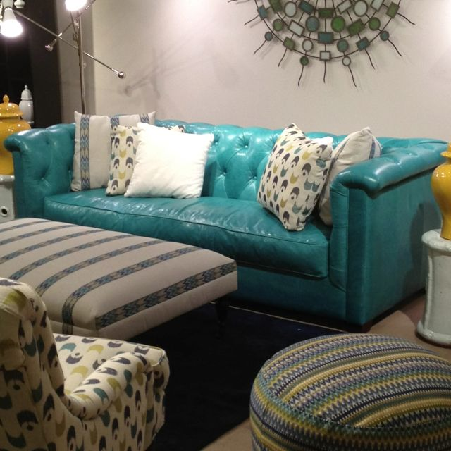 If I Had Teal In My House