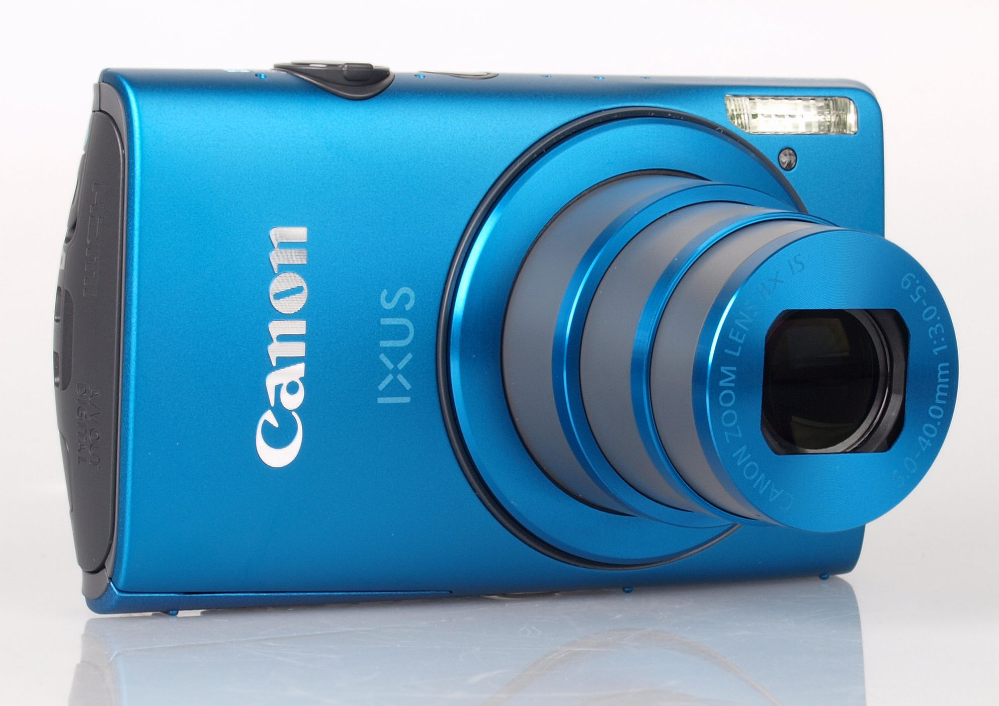 Canon Digital Camera Reviews | Canon IXUS 230 HS Digital Camera Review