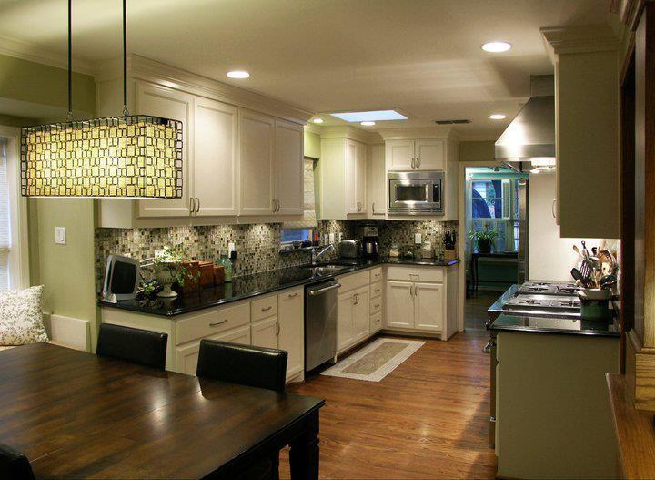 Dream Kitchen in green