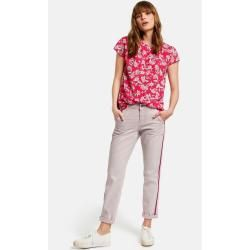 Photo of Taifun 7/8 Jeans mit Kontrast-Tape Boyfriend Ts Sandshell Damen Taifun