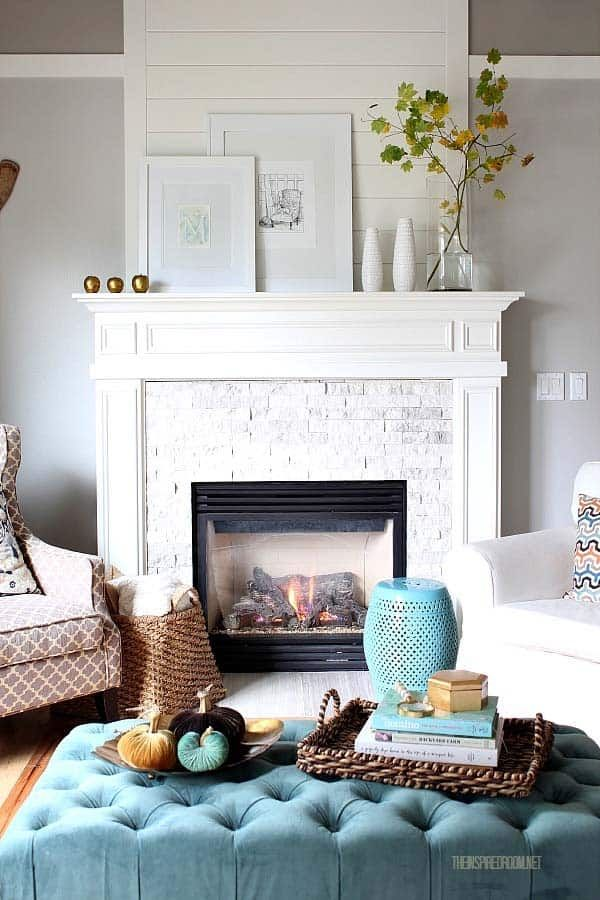 Luxury 16 fireplace mantel decorating ideas