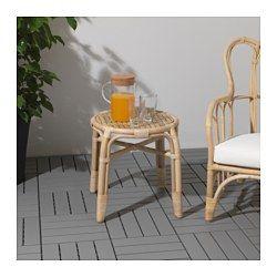 Charming MASTHOLMEN Side Table Amazing Design