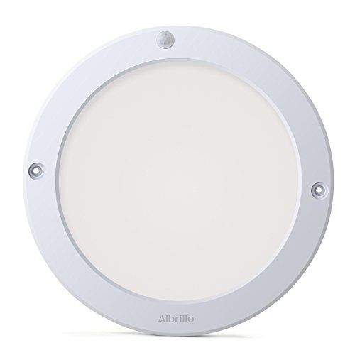 Albrillo indoor motion sensor light led ceiling lights flush mount albrillo indoor motion sensor light led ceiling lights flush mount for kitchen hallway bathroom aloadofball Gallery