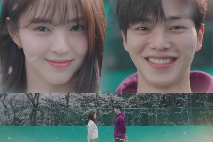 """Watch: Han So Hee And Song Kang Preview Romantic Chemistry In 1st Teaser For New Drama """"Nevertheless"""""""