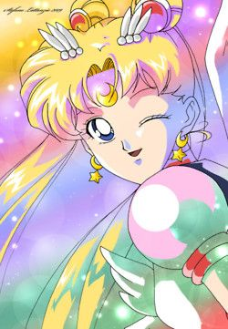 Sailor Moon loved her as a girl