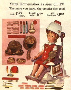 The More You Learn The Prettier She Gets Retro Toys Dolls
