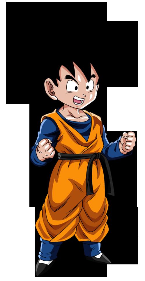Son Goten Serie Dragon Ball Z Cadena Original Funimation Eeuu Selecta Vision Espana 1989 1996 Chibi Dragon Anime Dragon Ball Dragon Ball Z