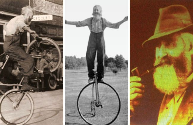 Watch This 76 Year Old Man S Incredible Bike Tricks The