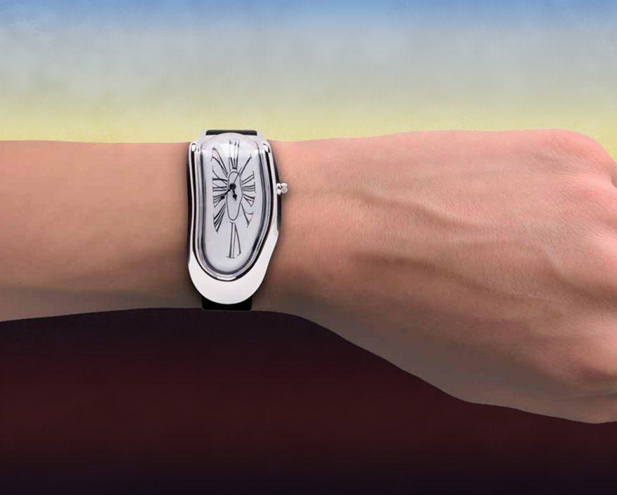 Salvador Dali Melting Wrist Watch February 2017
