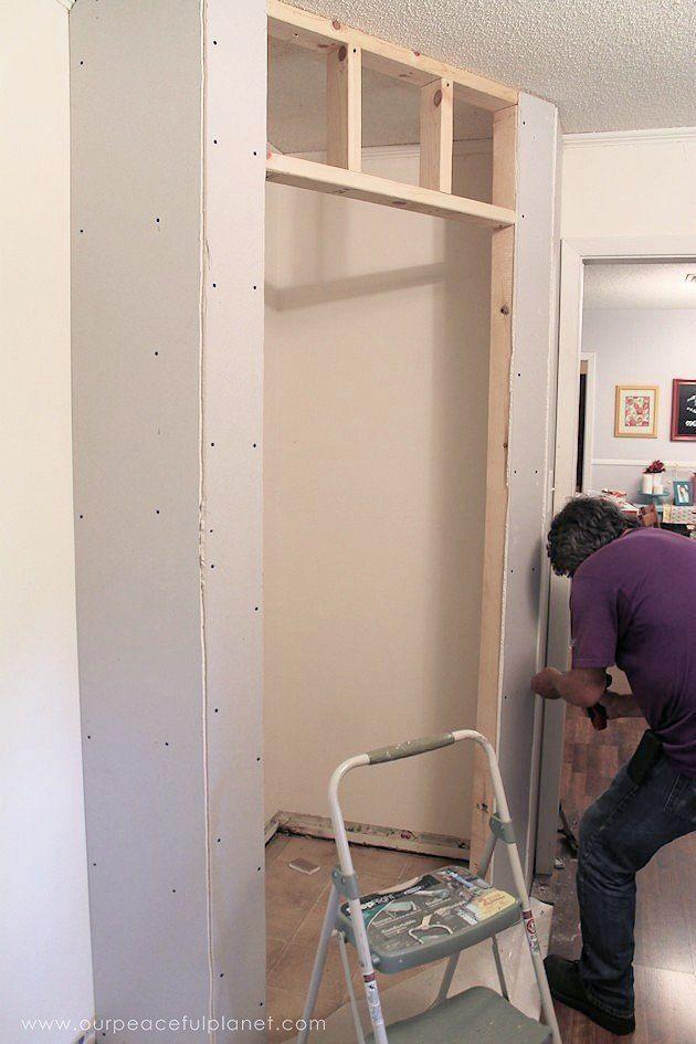 Diy Corner Pantry Cottage Kitchen Diy Corner Pantry Corner Kitchen Pantry