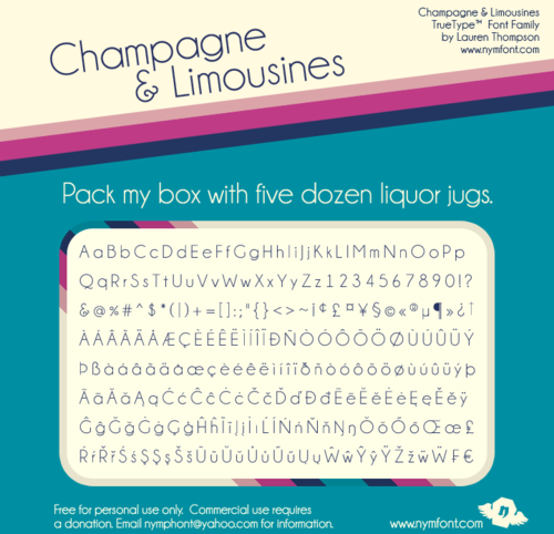 Download A fun font :) | Girly fonts, Fonts, Free fonts download