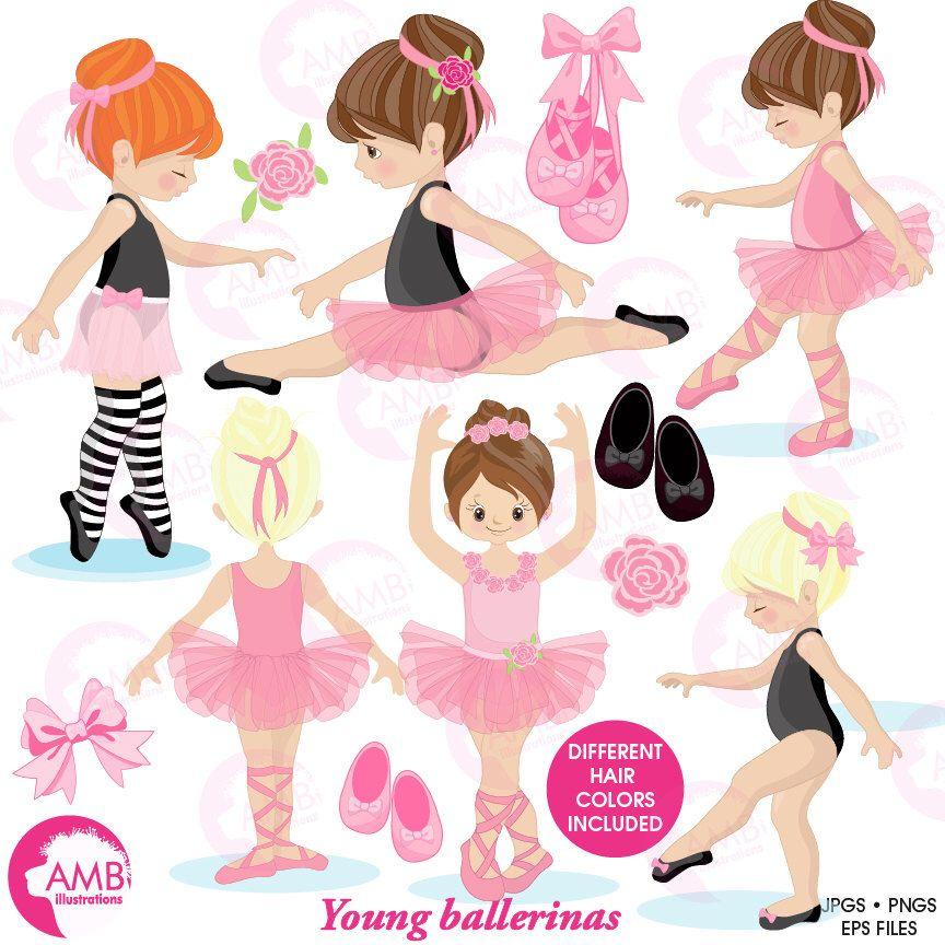 ballerina clipart ballet clipart pink ballerina girl dancing