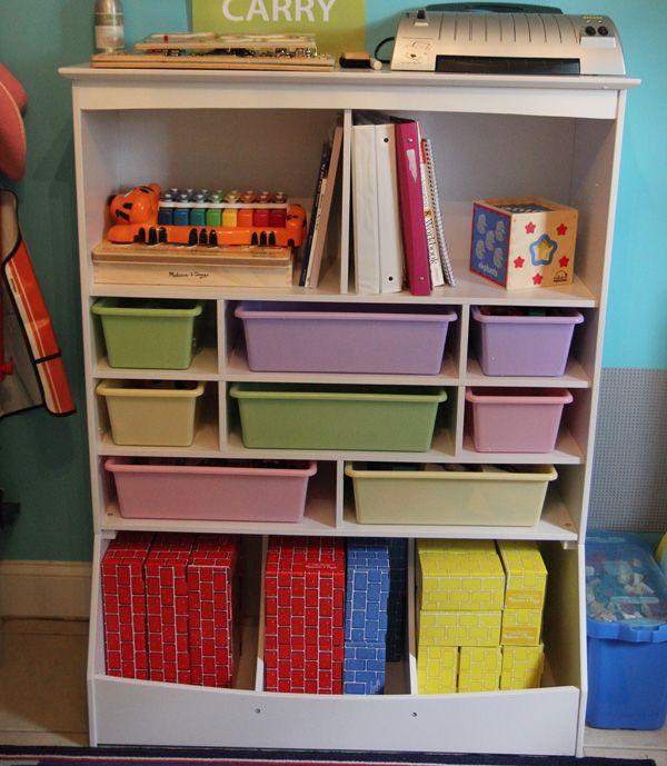 KidKraft Wall Storage Unit Review Storage U0026 Organization For Kids #kidkraft  #storage #kidsfurniture