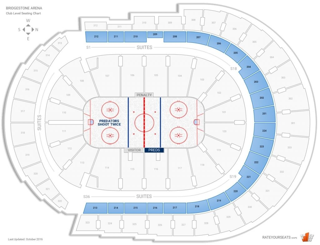 Preds Seating Chart
