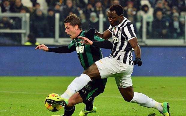 Injury prone: Kwadwo Asamoah out for 3 weeks | AllSports