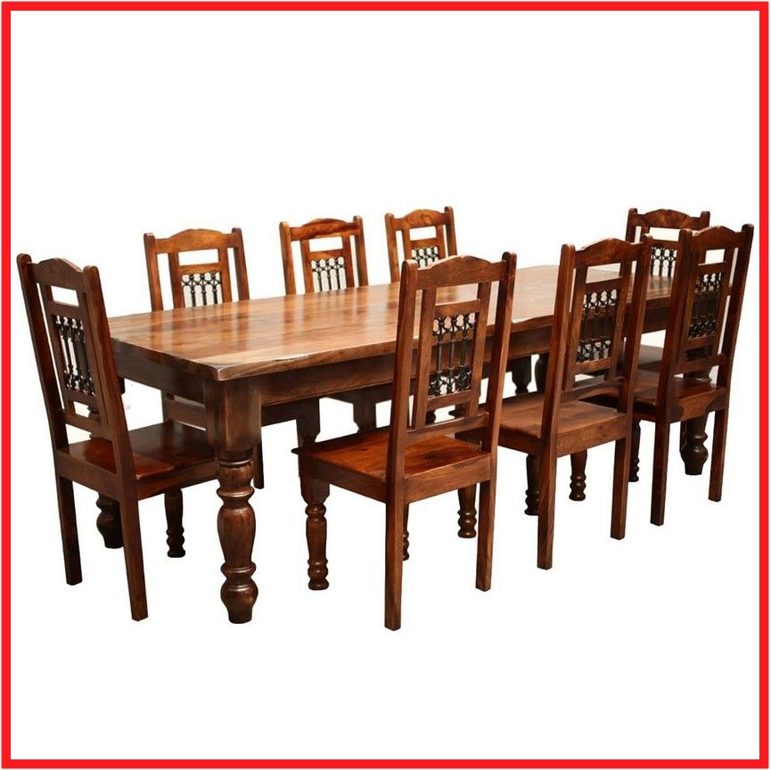 123 Reference Of 8 Chair Wooden Dining Table In 2020 Wooden Dining Tables Dining Table Design Large Dining Table