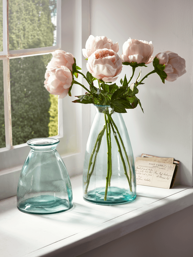 Recycled Glass Vase Large Cox Cox Uk Pinterest Homeware