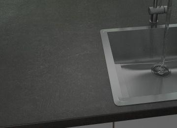 Arbeitsplatte küche grau  Used Grau 155   Granit Arbeitsplatten   Pinterest