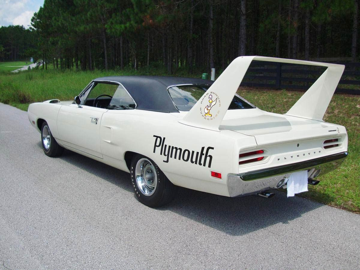 Ask Santa for One of These Cars, on Sale Now | Plymouth superbird ...