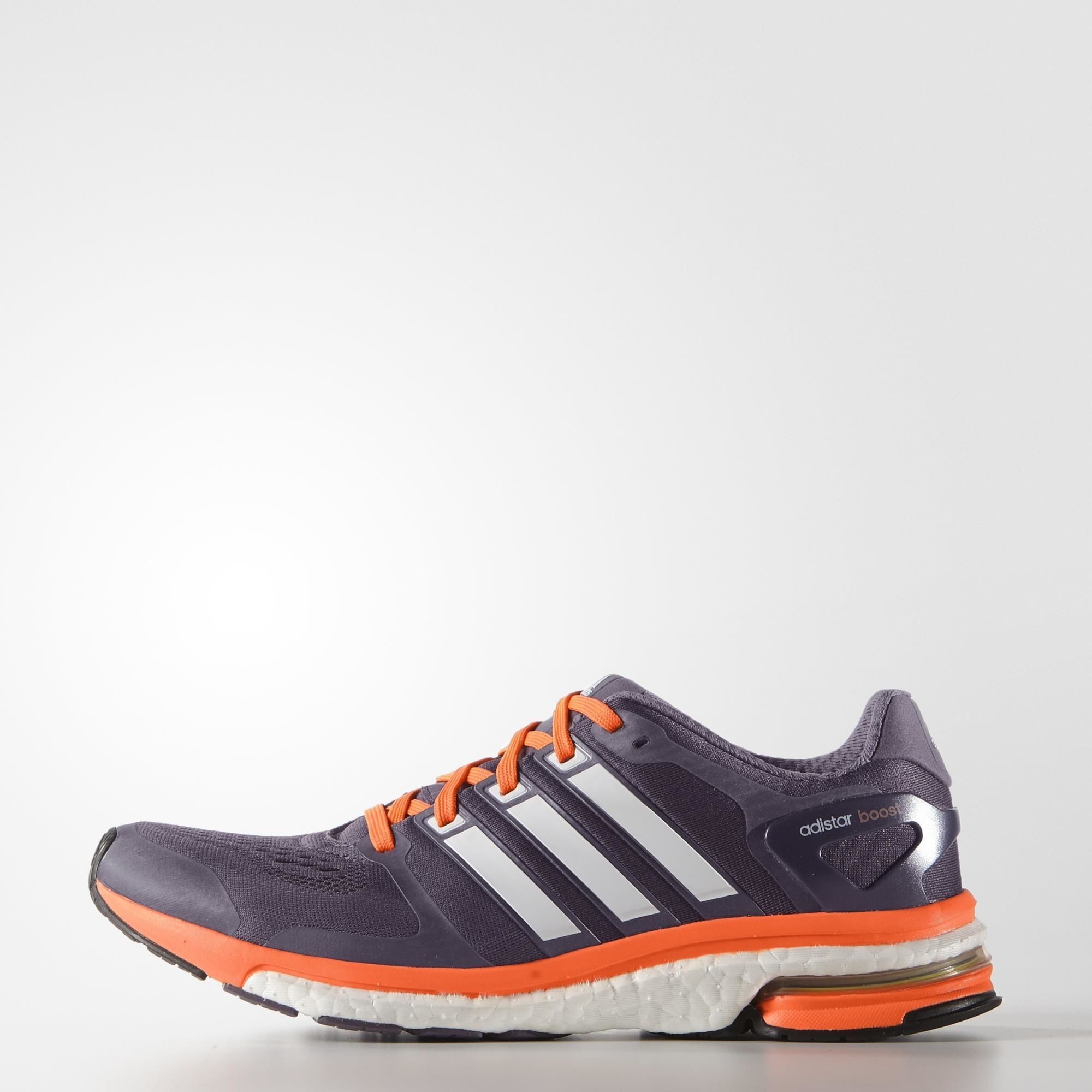 adidas adistar Boost ESM Shoes - Purple | adidas US